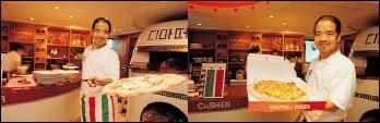 정통 이탈리아 피자 전문점 창업, 6년 만에 10억원 모은 개그맨 이원승