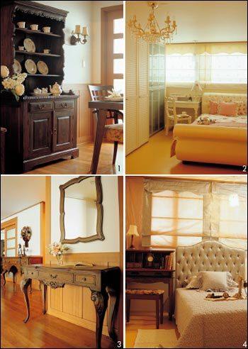 '옥탑방 고양이' '여름향기'… 보라색 가구의 주인공 가구 디자이너 김미정의 로맨틱 하우스