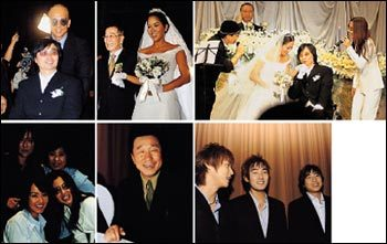 역경 딛고 14년 사랑의 결실 맺은 강원래 김송의 감동적인 결혼식 풍경