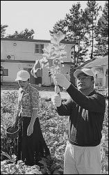 대장암 극복한 권봉화씨의 자연식 건강 식단 공개