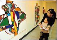 여덟살배기 소진이와 엄마가 함께 떠난 인사동 문화 탐방