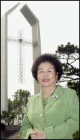여의도 순복음교회 조용기 목사 부인 김성혜 한세대 총장 첫 프라이버시 인터뷰