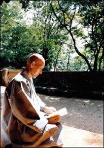 오랜만에 대중강연 통해 삶의 지혜 일깨워준 법정스님