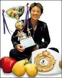한국 첫 여자복싱 세계챔피언 이인영의 용기 있는 고백