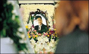 불의의 교통사고로 외아들 잃은 중견 탤런트 박원숙