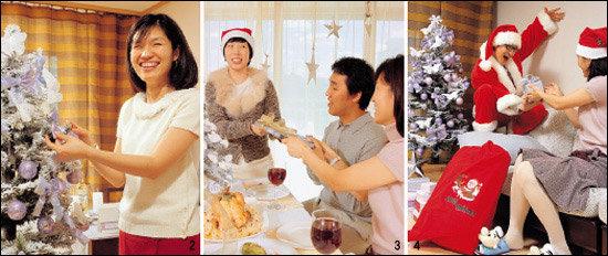 세바스찬 임혁필과 개그콘서트 가족들이 함께한 크리스마스 파티