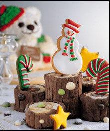 엄마표 크리스마스 케이크&쿠키