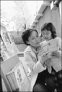 여섯살 현주와 엄마가 함께 둘러본 정동 & 광화문 문화탐방