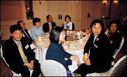 '아이들과 미래' 자선행사에서 만난 이재웅·황현정 부부