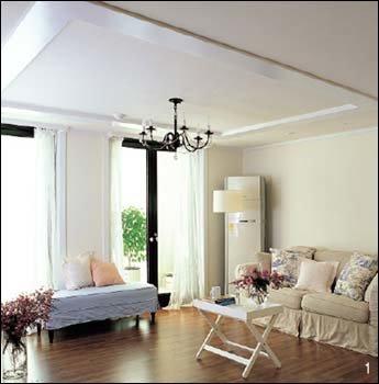 모던과 클래식의 색다른 조화,  32평 아파트 개조 일기