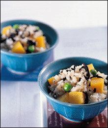 따끈따끈~ 속이 든든한 영양밥과 국밥
