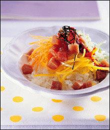 입맛 당기는 색다른 맛 이국식 밥 요리