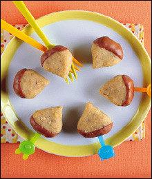 아이와 함께 만드는 영양 간식