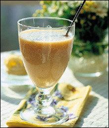 아침식사로 좋은 건강 음료