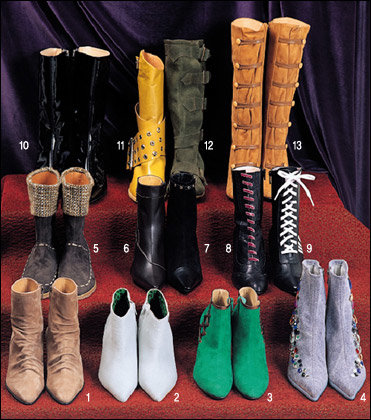 3 Style of Boots & Trendy Winter Boots 13