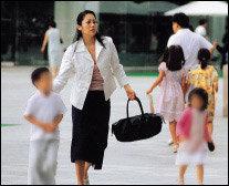 아버지 권유로 비밀리에 출국, 일본에 체류중인 고현정