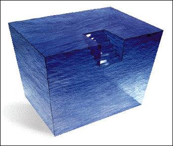 마법사의 물 상자