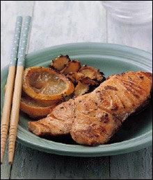 몸이 건강해지는 생강요리