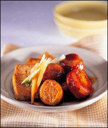 감자·고구마로 만든 요리