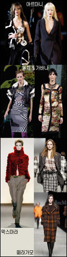 유행 선도하는 이탈리아 패션이 궁금하다!