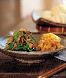 신김치로 만든 퓨전 요리