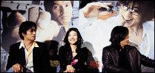영화 '목포는 항구다'에서 건달로 변신한 차인표