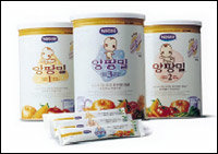한국네슬레 앙팡밀 외