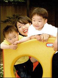 두 아이의 아토피 고친 박정은 주부가 공개하는 자연요법
