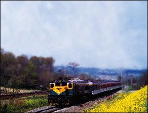 재미와 낭만 가득~ 기차여행 18