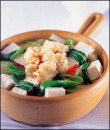 단백질과 칼슘이 듬뿍~ 콩&두부 요리