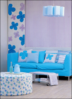 그린, 블루, 핑크… 파스텔 컬러가 유행! 봄빛 컬러로 꾸민 6 style 공간