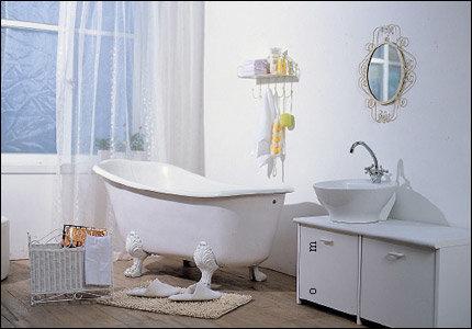 보송보송~  아늑하고 편안한 욕실 꾸미기