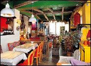 로맨틱한 분위기의 퓨전 레스토랑 Shez' Garden