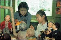 열살 유리와 엄마가 함께 떠난 남산 문화 생생 체험