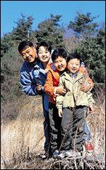 탤런트 김희라 가족과 함께 떠난 쑥 공장 체험