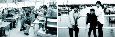 두 아들과 1년5개월 동안 미국 생활하고 돌아온 주부 김희경의 '좌충우돌 조기유학 체험기'