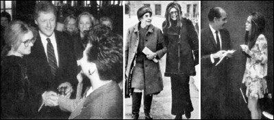 뛰어난 지성과 아름다운 외모로 남자들을 주눅들게 한 미국 여성운동의 대모 글로리아 스타이넘