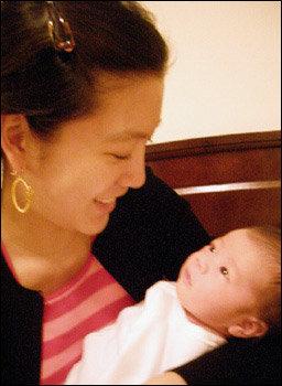 둘째딸 낳은 삼성전자 이재용 상무 부인 임세령