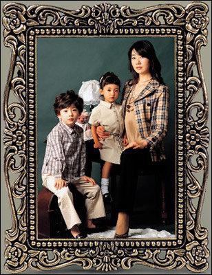 엄마와 아이들을 위한 커플룩, Family Album with full of Love