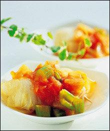 나른한 봄, 생활에 활력주는 건강 식품~ 힘나는 토마토 요리