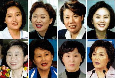 '여성 정치시대' 활짝 연 39명의 여성 국회의원 당선자