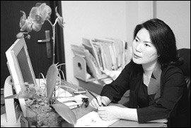 작은 꽃집을 연매출 50억원대 인터넷 꽃집으로 키운 에코플라워 사장 신귀자