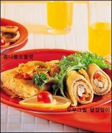 콩 & 두부로 만든 맛있는 건강요리