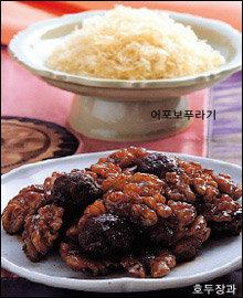 음식에도 멋과 품위가 있다! 박은경 주부의 반가 음식 만들기