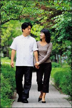 결혼 10년, 두 아이 키우며 단란하게 살아가는 이연경·현재원