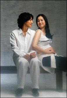 첫딸 낳은 안정환 부인 이혜원 행복 일기