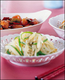 초여름에 즐기는 감자 요리