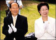 김화중 보건복지부 장관이 처음 공개하는 '우리 부부 30년 결혼생활&성생활 성공 비결'