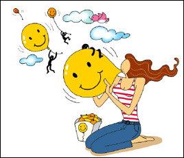 웃음을 만드는 삶의 지혜