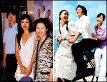 새 영화 '인어공주'에서 엄마와 딸, 1인2역 열연한 전도연